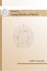 Dil Eğitimi ve Araştırmaları Dergisi