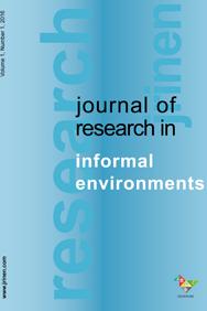 İnformal Ortamlarda Araştırmalar Dergisi