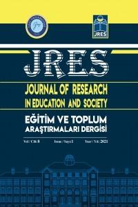 Eğitim ve Toplum Araştırmaları Dergisi