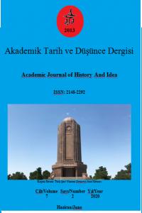 Akademik Tarih ve Düşünce Dergisi