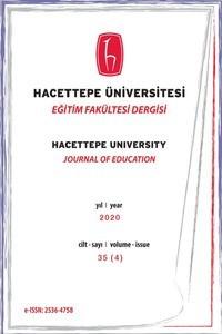 Hacettepe Üniversitesi Eğitim Fakültesi Dergisi