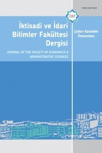Çankırı Karatekin Üniversitesi İktisadi ve İdari Bilimler Fakültesi Dergisi
