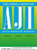 Asya Öğretim Dergisi